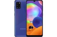 Мобильные телефоны Samsung Galaxy A31 4/128GB Dual Sim Blue (SM-A315FZBVSEK)