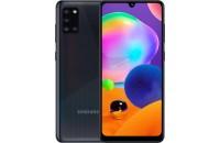 Мобильные телефоны Samsung Galaxy A31 4/64GB Dual Sim Black (SM-A315FZKUSEK)
