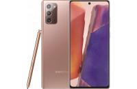 Мобильные телефоны Samsung Galaxy Note 20 8/256GB Dual Sim Bronze (SM-N980FZNGSEK)