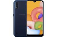 Мобильные телефоны Samsung Galaxy A01 2/16GB Dual Sim Blue (SM-A015FZBDSEK)