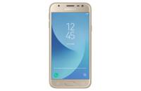 Мобильные телефоны Samsung J330F Galaxy J3 (2017) Dual Sim Gold (SM-J330FZDDSEK)