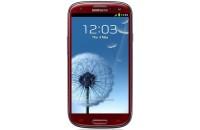 Samsung Galaxy S III I9300 Garnet Red La Fleur (UA UCRF) + в базе УЧН