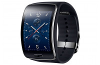 Смарт-часы Samsung Gear S Blue/Black (R750)
