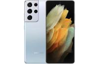 Мобильные телефоны Samsung Galaxy S21 Ultra 12/128GB Dual Sim Phantom Silver (SM-G998BZSDSEK)