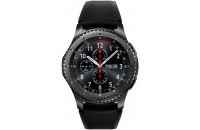 Смарт-часы Samsung SM-R760 Gear S3 Frontie Dark Gray (SM-R760NDAASEK)