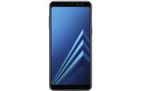 Мобильные телефоны Samsung A730F Galaxy A8+ (2018) 4/32GB Dual Sim Black (SM-A730FZKDSEK)
