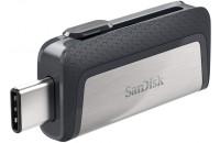 USB Flash накопители SanDisk Ultra Dual Type-C 32GB USB 3.1 (SDDDC2-032G-G46)