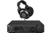 Sennheiser HD 800 S + Sennheiser HDV 820