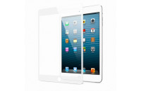 SGP iPad mini Screen Protector Oleophobic Coated Tempered Glass Series White (SGP10124)