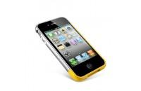 SGP iPhone 4/4S Linear EX Meteor Series Reventon Yellow (SGP08374)