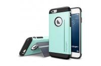 SGP iPhone 6 Case Slim Armor S Series Mint (SGP10960)