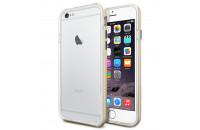 SGP iPhone 6/6S Case Neo Hybrid EX Series Champagne Gold (SGP11028)