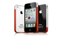 SGP Linear EX Meteor Series Dante Red for iPhone 4/4S (SGP08377)