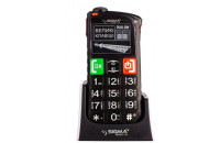 Мобильные телефоны Sigma mobile Comfort 50 Light Dual SIM Black