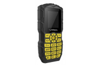 Мобильные телефоны Sigma mobile X-treme IO68 Bobber Black-Yellow