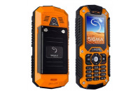 Мобильные телефоны Sigma mobile X-treme II67 Black/Orange