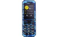 Мобильные телефоны Sigma mobile X-style 11 Dragon (Blue Camouflage)