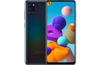 Мобильные телефоны Samsung Galaxy A21s 3/32GB Dual Sim Black (SM-A217FZKNSEK)
