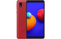 Мобильные телефоны Samsung Galaxy A01 1/16GB Dual Sim Red (SM-A013FZRDSEK)