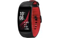 Фитнес -трекеры Samsung SM-R365 Gear Fit2 Pro (S) Red (SM-R365NZRNSEK)