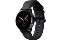 Смарт-часы Samsung Galaxy Watch Active 2 Stainless Steel 40mm Black (SM-R830NSKASEK)