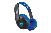 Soul X-tra Performance Bluetooth Over-Ear Headphones for Sports Blue
