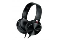 Наушники Sony MDR-XB450BV Black