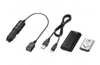 Аксессуары для экшн-камер Зарядное устройство+аккумулятор Sony ACC-DCBX