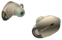 Наушники Sony WF-1000X Gold