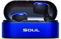 Soul ST-XS Superior High Performance True Wireless Earphones Blue