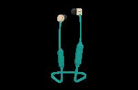 Soul Prime Wireless High Performance Earphones Emerald Green
