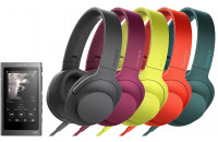 МР3 плееры Sony NW-A35 + MDR-100AAP
