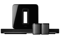 Sonos 5.1 Playbar, Sub & Play:1