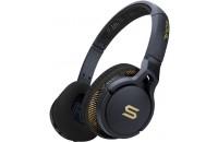Soul Transform Wireless Over-Ear Sports Bluetooth Headphones Black