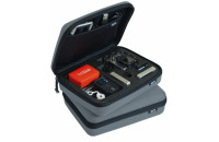 Аксессуары для экшн-камер Чехол SP POV Case Small GoPro-Edition grey (52034)