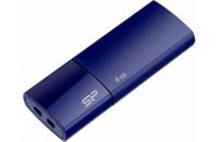 USB Flash накопители Silicon Power 4 GB Ultima U05 Deep Blue SP004GBUF2U05V1D