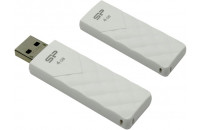 USB Flash накопители Silicon Power Ultima U03 4 GB White (SP004GBUF2U03V1W)
