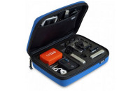 Аксессуары для экшн-камер Чехол SP POV Case Small GoPro-Edition blue (52031)