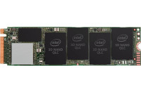 Жесткие диски, SSD SSD Intel 660P 2TB M.2 (2280) (PCIe/NVMe) 3D QLC (SSDPEKNW020T801)