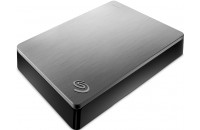 Жесткие диски, SSD Seagate Backup Plus 4TB Portable External Hard Drive Silver (STDR4000900)