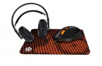 SteelSeries Heat Orange Bundle (66002)