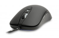 Компьютерные мыши SteelSeries Sensei RAW Rubberized Black (62155)
