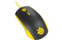 Компьютерные мыши SteelSeries Rival 100 Proton Yellow (62340)