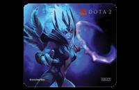 Игровые поверхности SteelSeries QcK+ Dota2 Vengeful Spirit (67283)