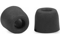 Аксессуары для наушников VA audio Foam tips T400 (L) BK (1 пара)