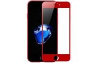 Аксессуары для мобильных телефонов Baseus iPhone 7/8 PET Soft 3D Tempered Glass Film 0.23mm Red