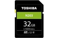 Карты памяти и кардридеры Toshiba SD-Card 32GB N203 UHS-I U1 (THN-N203N0320E4)