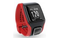 Фитнес -трекеры TomTom Runner Cardio GPS Watch (Black/Red)