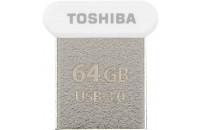 USB Flash накопители Toshiba USB3.0 Stick TransMemory U364 64GB Nano (THN-U364W0640E4)
