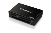 Карты памяти и кардридеры Transcend Card Reader USB3.0 F8K Black (TS-RDF8K)